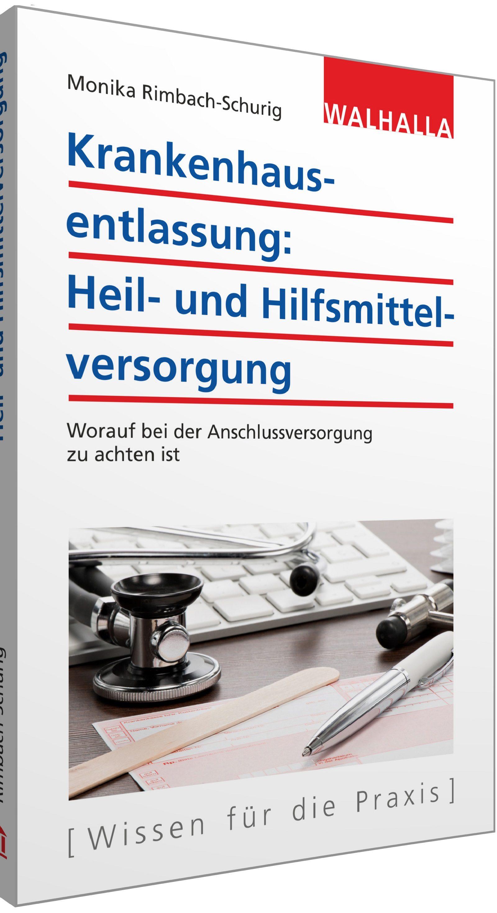 Buchempfehlung zur Krankenhausentlassung